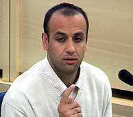 Driss Chebli durante su intervención. (Foto: EFE)