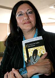 Inma Chacón. (Foto: EFE)