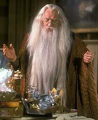 El mago Dumbledore.