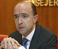Manuel Lamela, consejero de Sanidad. (Foto: EFE)