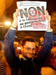 Los partidarios del 'no' celebran el resultado. (Foto: AP)