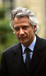 Villepin, el nuevo inquilino de Matignon. (Foto: EFE)