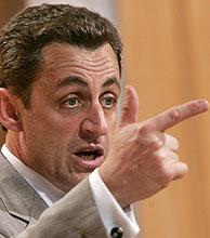 Nicolas Sarkozy. (Foto: AP)