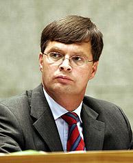 El primer ministro holandés, Jan Peter Balkenende. (Foto: AP)