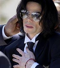 Jackson sale del tribunal. (Foto: Reuters)