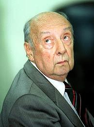 El ex general argentino, Carlos Guillermo Suárez Mason. (Foto: REUTERS)