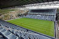 El estadio de Braga.
