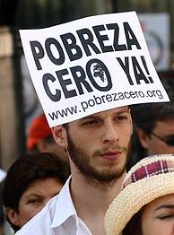 Un manifestante en Madrid. (Foto: Q.Fidalgo)