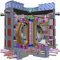 Recreación del ITER. (Ministerio de Educación)