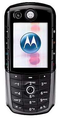 Motorola E1000, válido para el sistema.