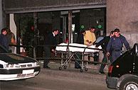 Imagen de archivo de la noche del crimen. (Foto: Paco Toledo)