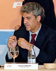 Gerardo Galeote. (Foto: EFE)