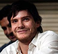 El actor alemán Daniel Brühl, protagonista de 'Salvador'. (Foto: EFE)