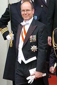 Alberto II. (Foto: EFE)