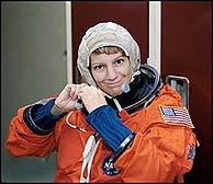La comandante Eileen Collins. (Foto: NASA)