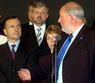 El ministro británico pronuncia un discurso ante sus colegas antes de la cumbre europea. (Foto: EFE)