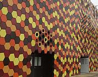 El pabellón de España en la expo de Aichi. (Foto: David Coll)