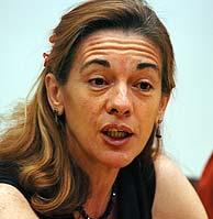 Pilar Manjón. (Foto: EFE)
