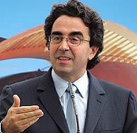 Santiago Calatrava. (Foto: Benito Pajares)