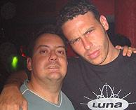 Lorenzo Marina y Luis Parejo, un tandem explosivo.