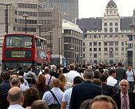 Una estampa del Puente de Londres, la mañana posterior a los segundos ataques. (Foto: AP)