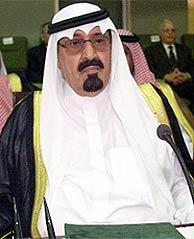 Abdala bin Abdelaziz, nuevo monarca suadí. (Foto: EFE)