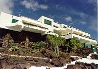 Vista de la residencia estival de los Rodríguez Zapatero. (Foto: EFE)