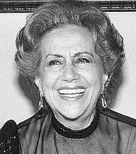 Olga Ramos. (Foto: EL MUNDO)