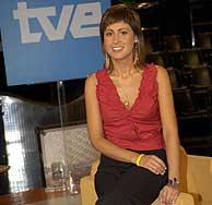 Lourdes García Campos presentará el espacio. (Foto: TVE)