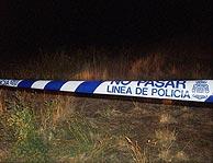 Lugar donde fue hallado el cadáver. (Foto: EFE)