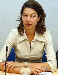Lucía Figar. (Foto: C. Barajas)