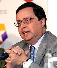 Manuel Soriano, director general de Telemadrid. (Foto: EFE)