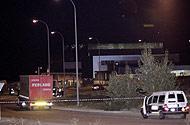 Lugar en el que ha ocurrido la explosión. (Foto. EFE)