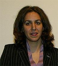 La escritora Irene Lozano. (Foto: EL MUNDO)