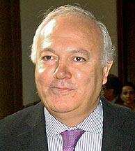 Miguel Ángel Moratinos. (Foto: EFE)