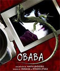Cartel de 'Obaba'.