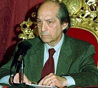 José Corredor-Matheos. (Foto: EFE)