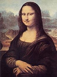 La Gioconda de Duchamp.