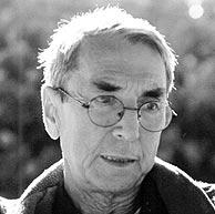 Alberto Méndez, en una imagen del verano de 2004. (Foto: J.A. Méndez)