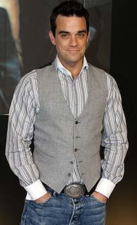 Robbie Williams. (Foto: AP)