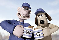 Wallace y Gromit.