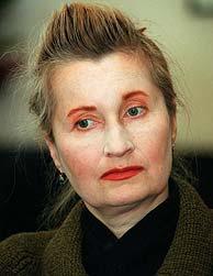 Elfriede Jelinek. (Foto: EFE)