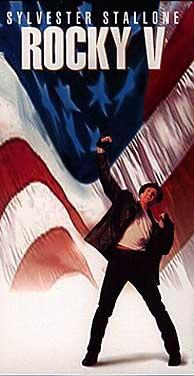 'Rocky V' se estrenó en 1990.