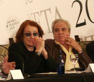 Rosa Regás y Juan Marsé. (Foto: Santi Cogollado)