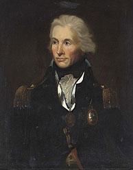 Retrato del almirante Nelson por Lemuel Francis Abbott. (Foto: AFP)