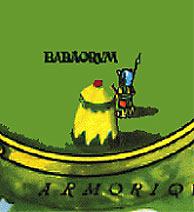 El 'babaorum' de Asterix.