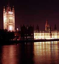 Primer destino: Londres.