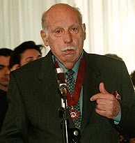 Jaime del Burgo. (J.C. Cordovilla/Diario de Navarra)