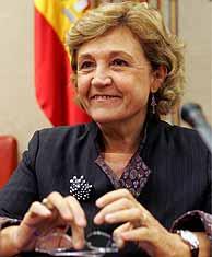 Carmen Caffarel, directora general de RTVE. (Foto: EFE)