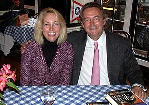 Valerie Plame y Joe Wilson.